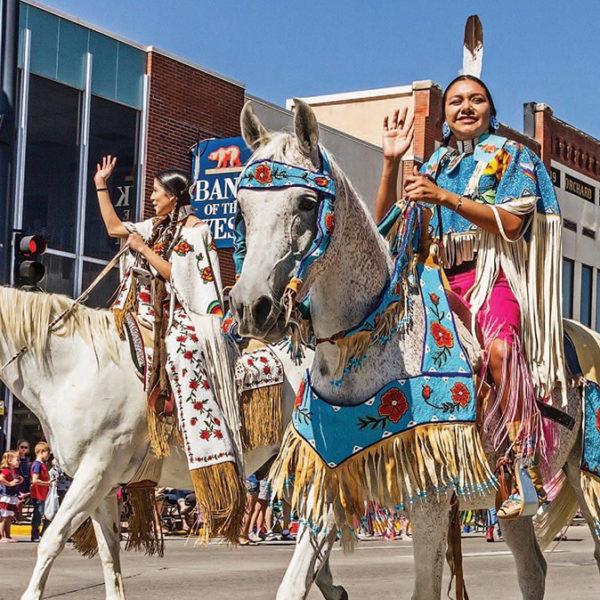 Women in Wyoming